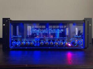 Hughes & Kettner GrandMeister Deluxe 40 Programmable Tube Head - Black