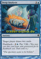 Deep Analysis (Genaue Analyse) Commander 2013 Magic
