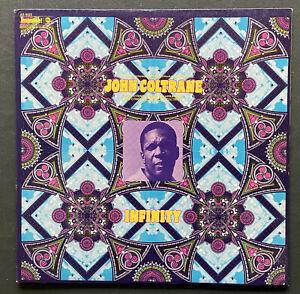 John Coltrane Vinyl LP 'Infinity' - Impulse! 1972