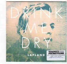 (EZ305) Lapland, Drink Me Dry - 2014 DJ CD
