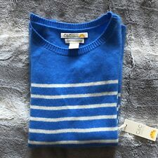C&C California 100% Cashmere Woman's XS Sweater Pullover NWT