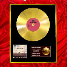 CD GOLD DISC ALBUM BY OASIS OF TIME FLIES FREE P&P!