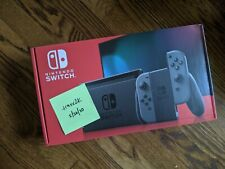 Nintendo Switch 32GB Console with Gray Joy‑Con NO RESERVE!
