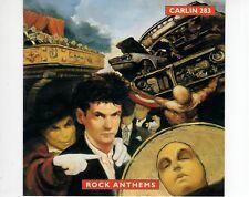 CD  CARLIN 283 rock anthems CHRIS GOULSTONE EX+  (B1157)