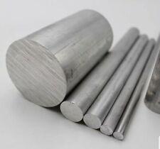 ROND PLEIN ALUMINIUM / ⌀10mm à 80mm / longueur 200, 500 et 1000mm / TOURNAGE