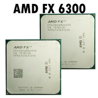 1PC AMD FX-6300 3.5GHz 6 Core Socket AM3+ Processor 64-Bit FD6300WMW6KHK CPU GIT