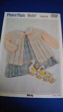 Peter Pan D.K. Children's Cardigan Knitting Pattern 650