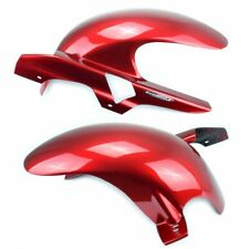 HONDA CB1300 2003 - 2011 METALLIC RED HUGGER REAR WHEEL MUDGUARD FENDER 07141D
