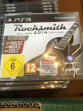 PS3 Rocksmith 2014 Edition Promo Game (Full Promotional Game) Ubisoft PAL