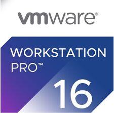 Original VMWare Workstation Pro 16 🔑🔓