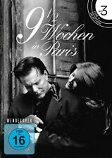 9 1/2 einhalb WOCHEN IN PARIS  remastered MICKEY ROURKE Angie Everhart DVD