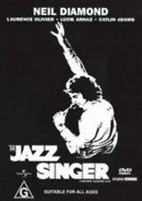 The Jazz Singer DVD - Laurence Olivier - Neil Diamond - RARE OOP PRINT