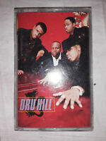 Dru Hill self titled 1996 USA Cassette Tape s/t same debut