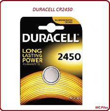 Knopfbatterien Duracell 3V lithium CR2430
