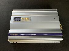 Alpine MRV-f405 Amp