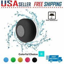 Bluetooth Wireless Speaker Mini Super Bass Stereo Speaker Shower Portable Mic