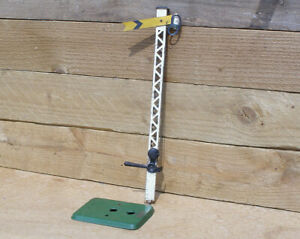 O GAUGE PRE WAR HORNBY LATTICE POST DISTANT SIGNAL TO RESTORE OPERATING CONDIT'N