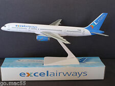 Excel Airways/XL.com Boeing B757-200 TF-ARD Push Fit Model - NEW & BOXED