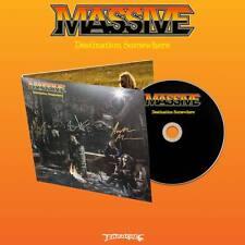 "Massive ""Destination Somewhere"" HAND SIGNED Digisleeve CD - NEW"