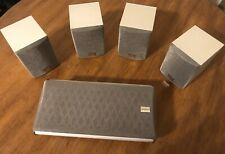 Onkyo D-120 Home Theater Surround Sound Speakers + Center Channel D-120C Tested