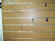 Lamellenwand Lamellenwände MDF Wand Paneele Buche mit 7Alunuten