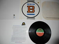 Bad Company Fame and Fortune 1986 DMM Master 1st Press Near Mint ULTRASONIC CLN