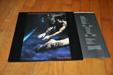SIOUXSIE AND THE BANSHEES The Scream POLYDOR POLD 5009 UK Goth LP