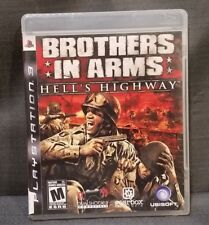 Brothers in Arms: Hell's Highway (Sony PlayStation 3, 2008) PS3 Video Game