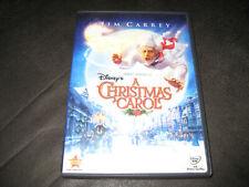 DISNEY'S A CHRISTMAS CAROL (DVD, 2010) GC - PLAYS PERFECTLY