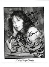 Cathy Segal Garcia | Authentic Autograph Signature Signed Card