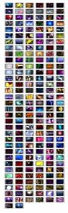 200 Clips 4K Combo Pack Animated wallpaper / 40 GB of Visual / Digital Download