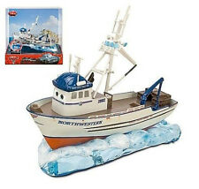 CARS 2: Crabby grande di pesante Sig Hansen Northwestern granchi barca 17x6x15 cm