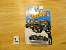 New 2015 Hot Wheels Batman:Arkham Knight Bat Mobile Die Cast 1:64 Scale