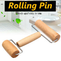 New Pastry Rolling Pin Pizza Dough Roller Kitchen Pie Bread Baking Wooden Tool