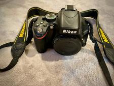Nikon D5100 16.2MP Digital Camera Bundle AF-S DX Nikkor 35mm & VR Zoom 55-200mm