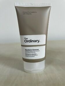 100% GENUINE The Ordinary Squalane Cleanser & make-up remover 50ml new & sealed