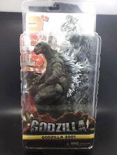 "NECA Godzilla 2001 Movie Classic 7"" Action Figure 12"" Head To Tail Toy New"