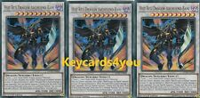 YUGIOH 3 X HOT RED DRAGON ARCHFIEND BANE  DUPO-EN058  - ULTRA 1ST ED DUEL POWER