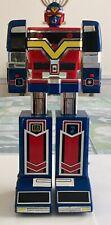 Chikyu Sentai Fiveman Robot Five Robo plastic made Bandai  Japan 1990