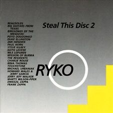 Steal This Disc Vol. 2 CD FRANK ZAPPA Beausoleil JIMI HENDRIX Paul Horn DWEEZIL
