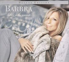Love Is The Answer [Deluxe Edition] [Digipak] by Barbra Streisand (CD,...