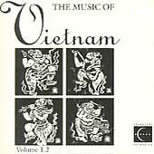 VARIOUS ARTISTS - THE MUSIC OF VIETNAM, VOL. 1.2 NEW CD
