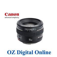 Canon EF 50mm f/1.4 USM 50 mm F1.4 Lens + 1 Year Au Wty