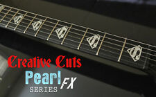 Superman Logo MOP Fretboard Marker Vinyl Inlay Sticker Decal for BASS and GUITAR