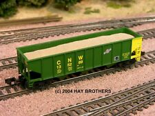 Hay Brothers SAND LOAD - Fits Athearn (formerly MDC/Roundhouse) 40' Hopper Cars