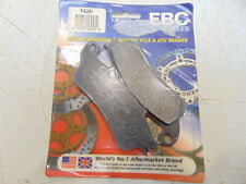 EBC Organic Brake Pads FA281