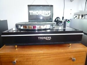 High End Thorens TD-160 MK I mit 10mm Lager