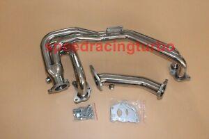 For 02-07 Subaru Impreza WRX STi 2.0L Turbo Exhaust Manifold Header EJ20 EJ25 2