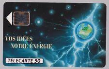 TELECARTE 50 UNITES PRIVEES PUBLIQUES  EN 627 LA POSTE AVIP NSB