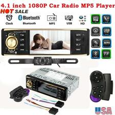 4.1 inch 2 DIN Digital Ultra HD Car MP3 Radio Stereo MP5 Player with Rear Camera
